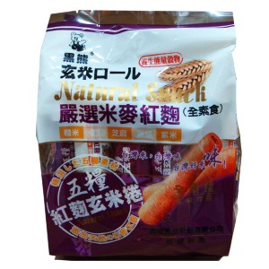 Red Yeast Rice Complex Rice Roll