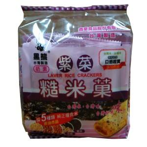 Laver Rice Crackers