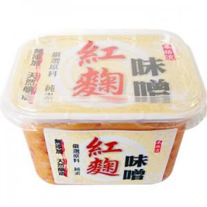 Organic Red Yeast Rice Miso
