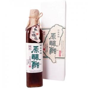 Brewed Wheat Grass Vinegar - Black Jujube & Green Plum