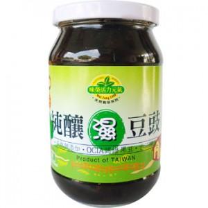 Organic Black Bean (Wet)