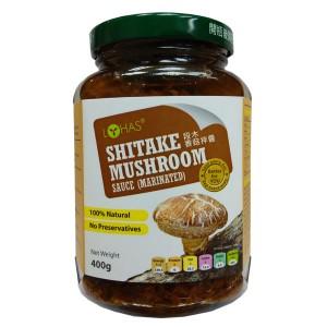 Shitake Mushrooms Sauce