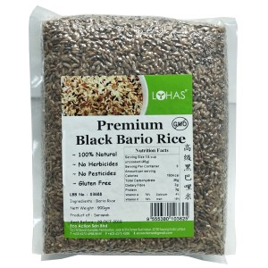 Black Bario Rice