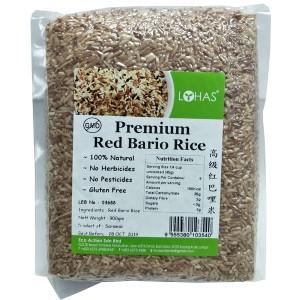 Premium Red Bario Rice
