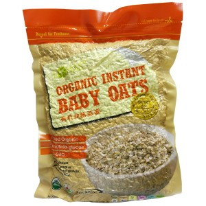 Organic Instant Baby Oat
