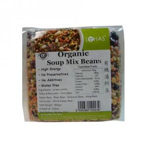 Organic Soup Mix Beans
