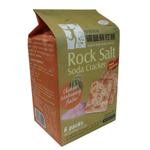 Rock Salt Soda Cracker (Chinese Mahogany Flavor)