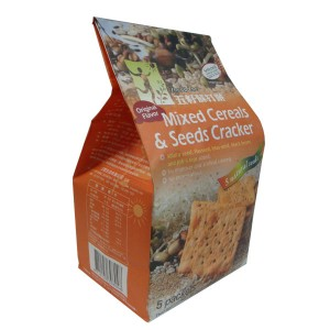 Mixed Cereals & Seeds Cracker – original