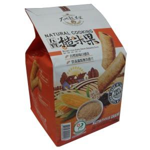 Five Grains Rice Crackers