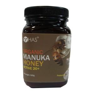 Organic Manuka Honey Active 20+