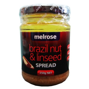 Brazil Nut & Linseed