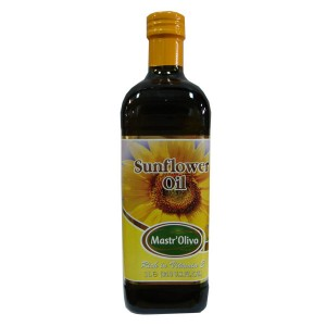 Sunflower Oil (Non-GMO)