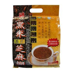 Black Rice & Sesame Paste