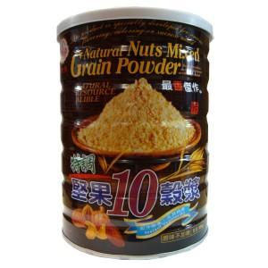 Natural Nuts Mixed Grains Powder