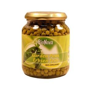 Organic Garden Peas