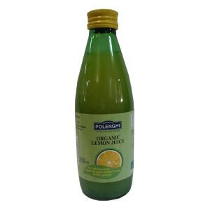 POLENGHI - Organic Lemon Juice