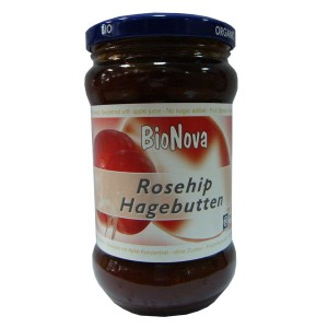 Organic Rosehip Fruit Spread