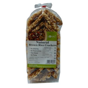 Brown Rice Cracker