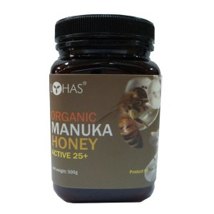 Organic Manuka Honey Active 25+