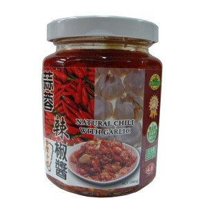 Natural Chili with Garlic