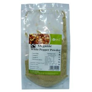Organic White Pepper Powder