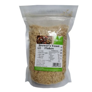 Natural Brewer's Yeast Flakes