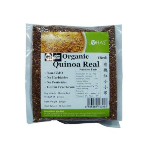 Organic Quinoa Real - Red