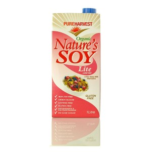 Organic Nature's Soy - Lite Low Fat