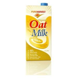 Organic Oat Milk