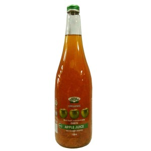 Elite Natural organic Green Apple Juice