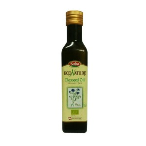 Sabo Eco Nature Flaxseed Oil - Cold Pressed