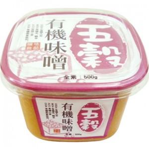 Organic Five Grain Miso