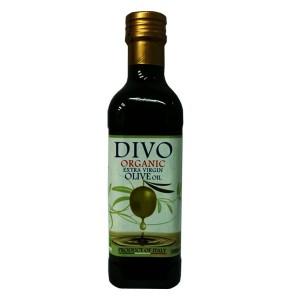 Divo Organic Extra Virgin Olive Oil - 500ml