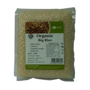 Organic Big Rice