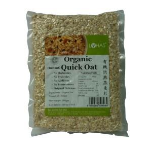 Organic Quick Oat (Instant)