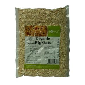 Organic Big Oats (Instant)