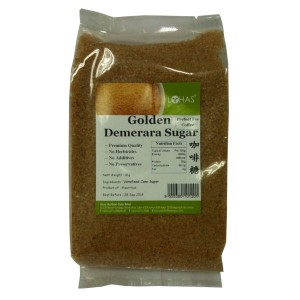 Golden Demerara Sugar