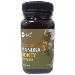 Organic Manuka Honey Active 28+