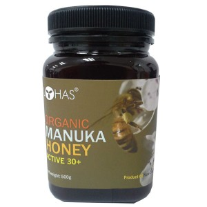 Organic Manuka Honey Active 30+