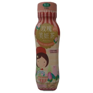 Yu Natural Rose Tea Plus
