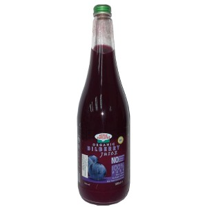 Elite Naturel Organic Bilberry Juice