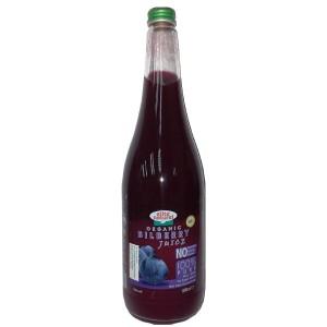 Elite Naturel Organic Bilberry Juice