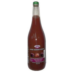 Elite Naturel Organic Pure Plum Juice