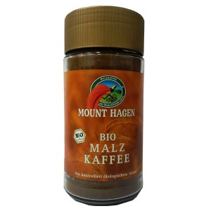 MOUNT HAGEN Organic Malt Coffee