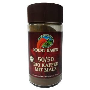 MOUNT HAGEN Organic coffee 50/50