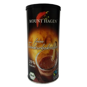 MOUNT HAGEN Organic FairTrade Fine Hot Chocolate
