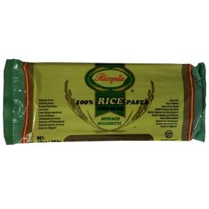 Rice Pasta Spinach Spaghetti