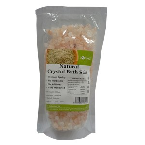 Natural Cystal Bath Salt