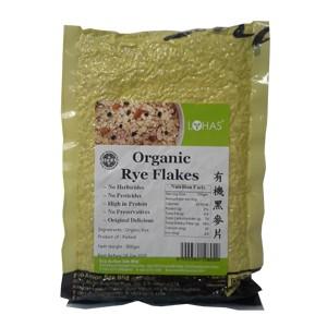 Organic Rye Flakes