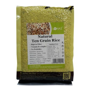 Natural Ten Grain Rice